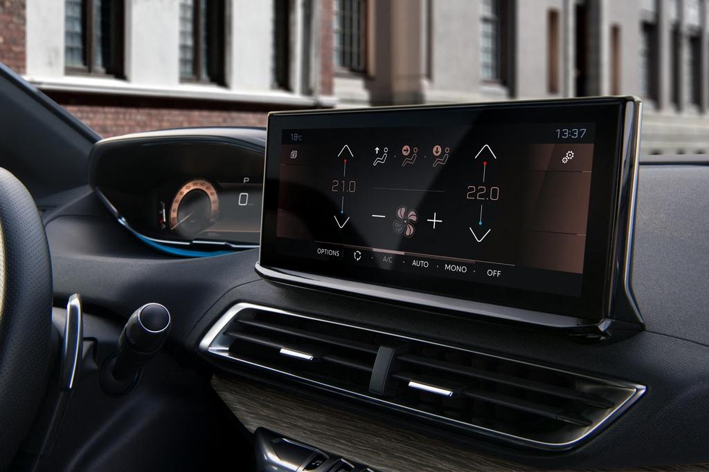 Peugeot 3008 2020 ra mat - thiet ke moi,  them cong nghe anh 13