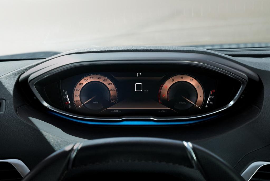 Peugeot 3008 2020 ra mat - thiet ke moi,  them cong nghe anh 14