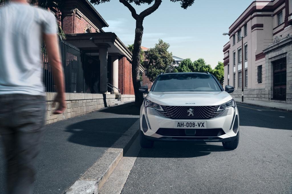 Peugeot 3008 2020 ra mat - thiet ke moi,  them cong nghe anh 19