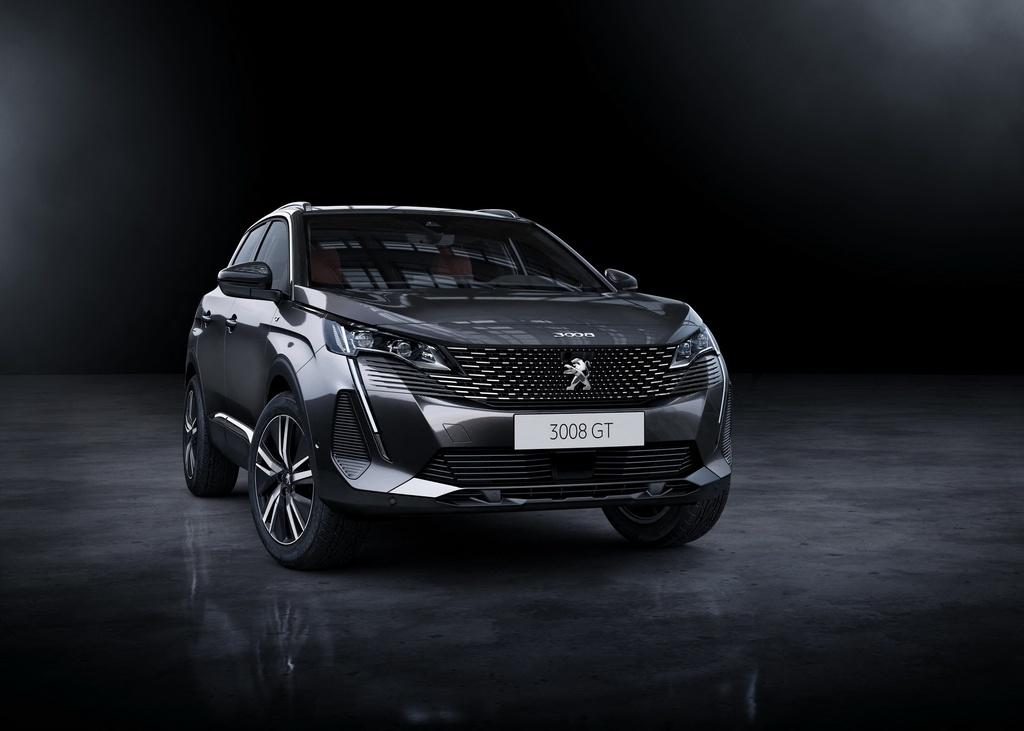 Peugeot 3008 2020 ra mat - thiet ke moi,  them cong nghe anh 3