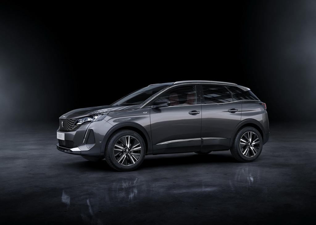 Peugeot 3008 2020 ra mat - thiet ke moi,  them cong nghe anh 7
