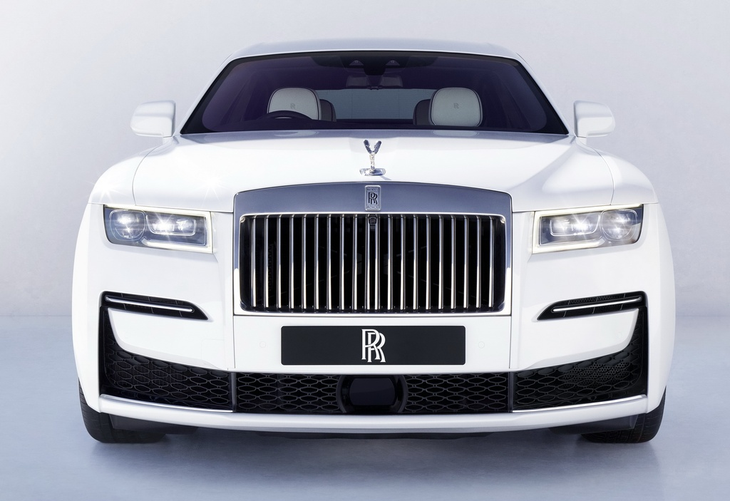 Rolls-Royce Ghost 2021 trinh lang,  gia tu 332.500 USD anh 4
