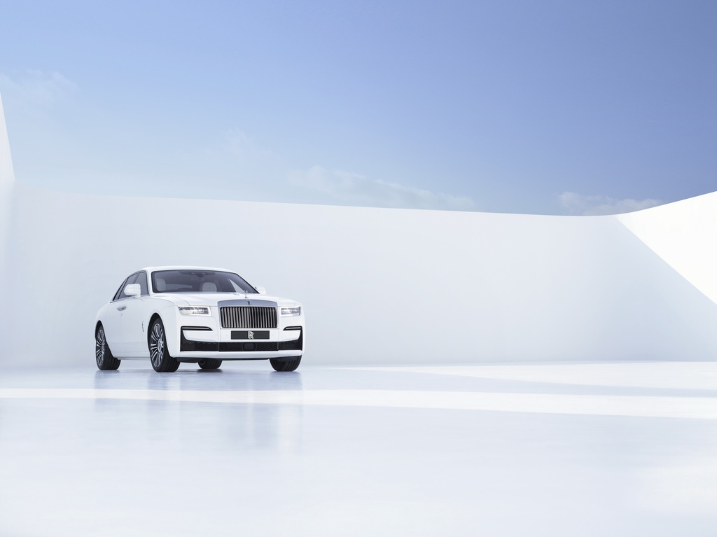 Rolls-Royce Ghost 2021 trinh lang,  gia tu 332.500 USD anh 17