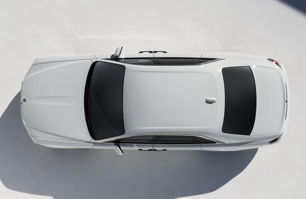 Rolls-Royce Ghost 2021 trinh lang,  gia tu 332.500 USD anh 6