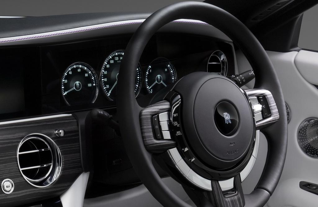 Rolls-Royce Ghost 2021 trinh lang,  gia tu 332.500 USD anh 13