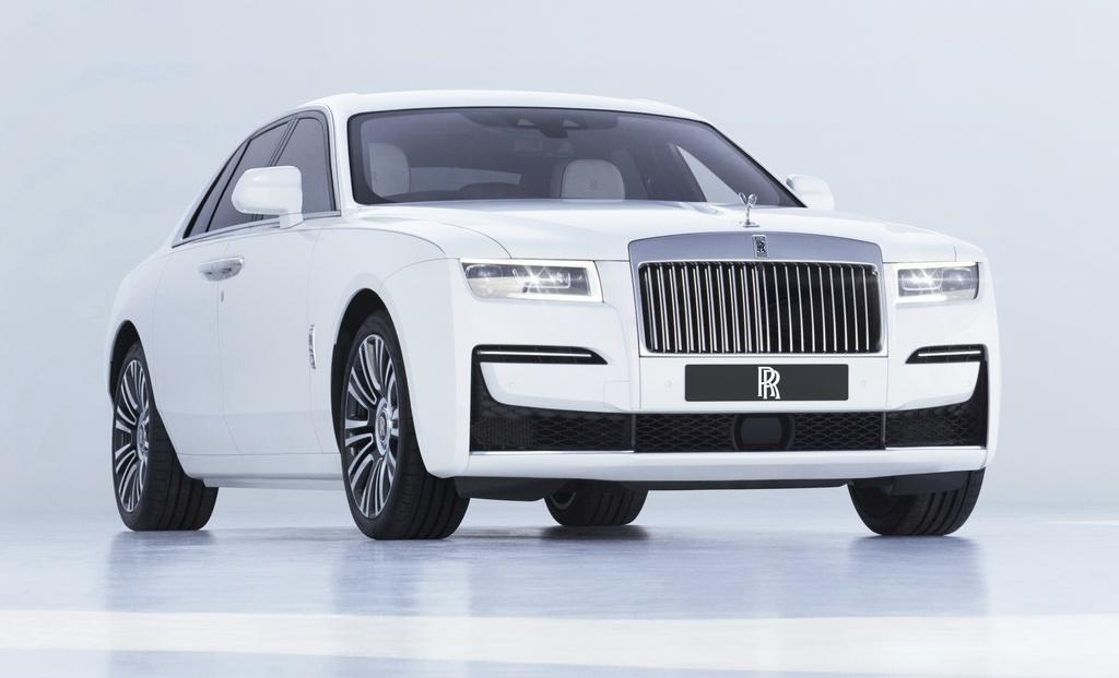 Rolls-Royce Ghost 2021 trinh lang,  gia tu 332.500 USD anh 1