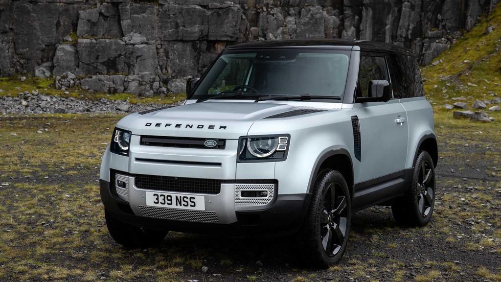 Land Rover Defender 2021 ra mat anh 1
