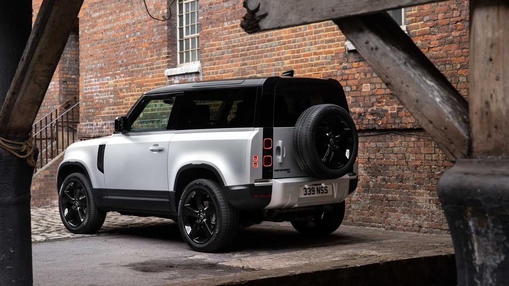 Land Rover Defender 2021 ra mat anh 5