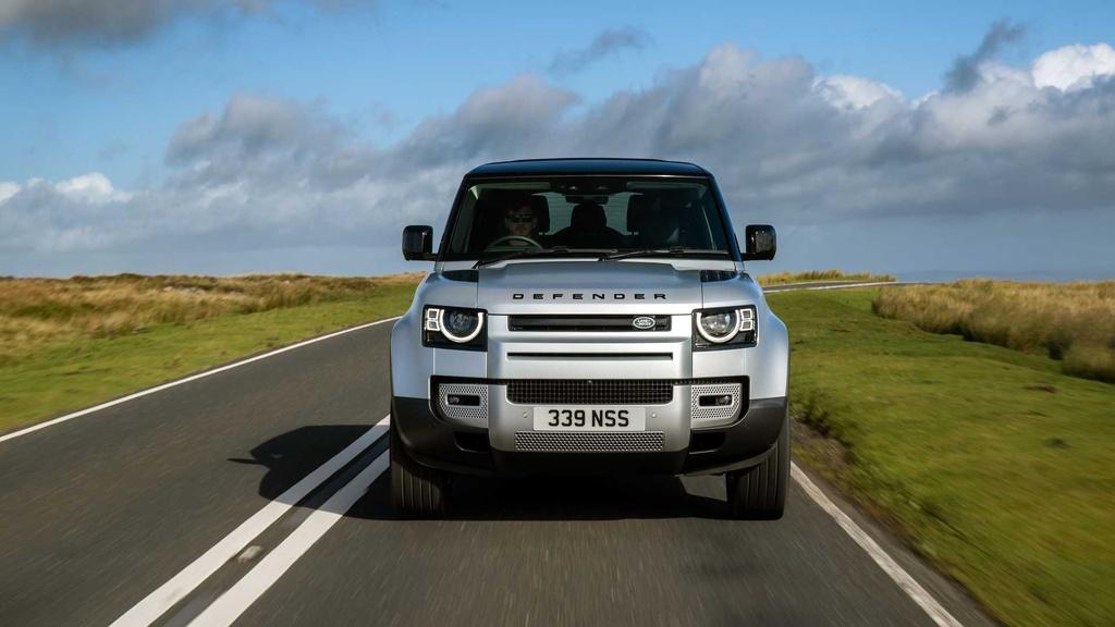 Land Rover Defender 2021 ra mat anh 3