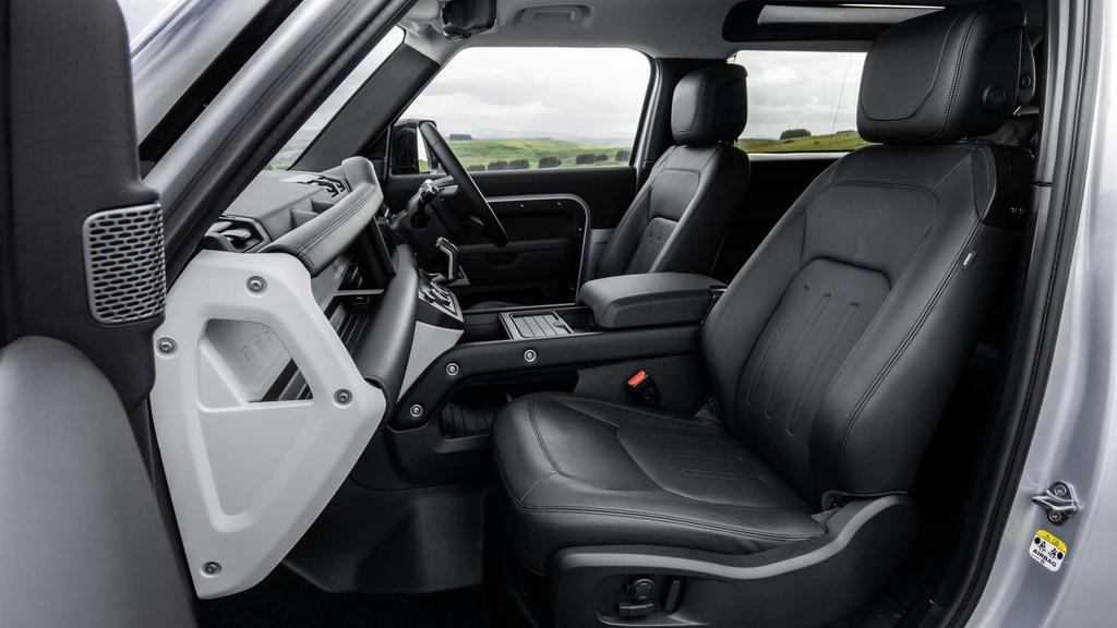 Land Rover Defender 2021 ra mat anh 9