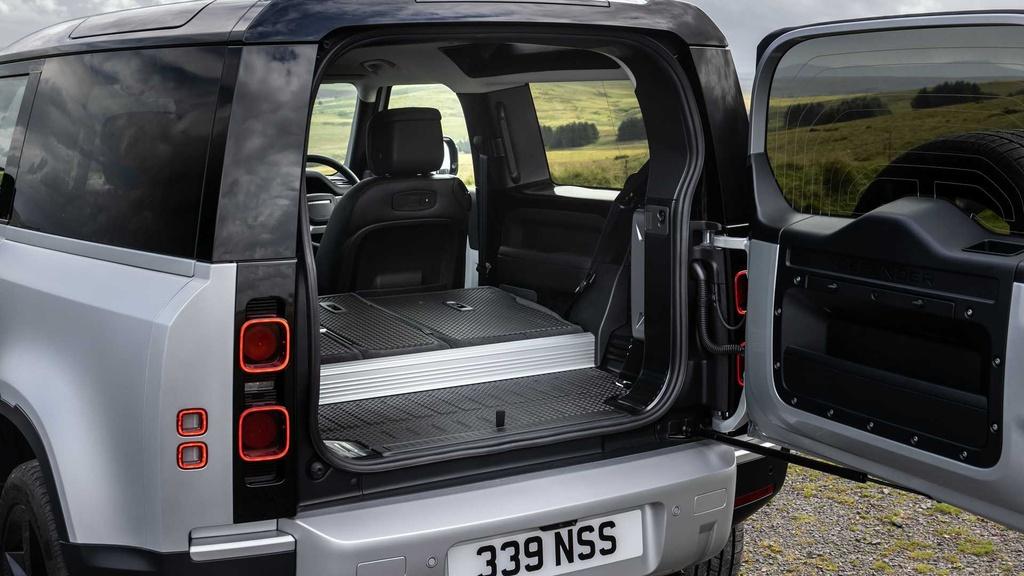 Land Rover Defender 2021 ra mat anh 11