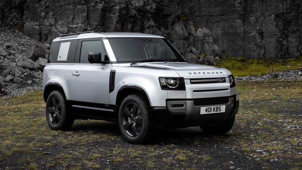 Land Rover Defender 2021 ra mat anh 7