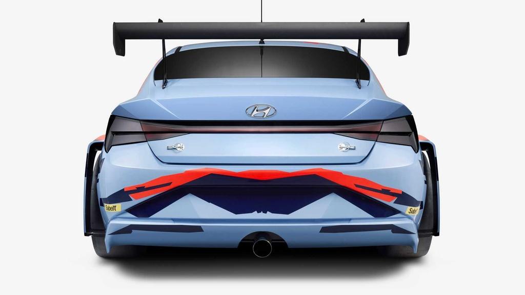 Bien the xe dua cua Hyundai Elantra duoc ra mat anh 6