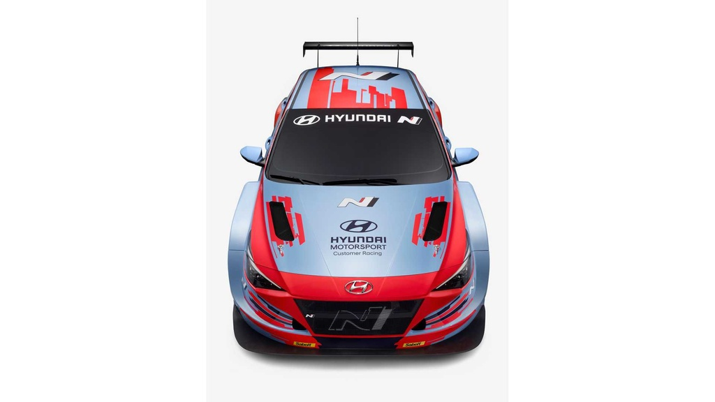 Bien the xe dua cua Hyundai Elantra duoc ra mat anh 7
