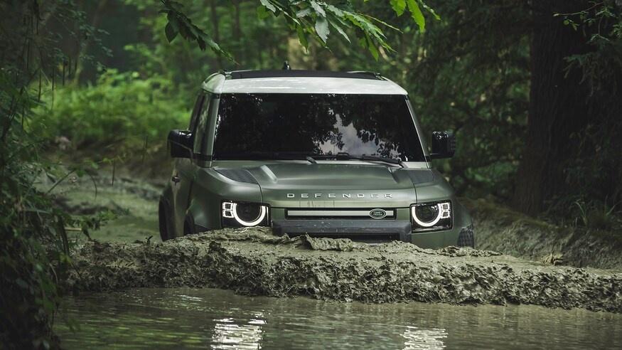 Dong xe Land Rover Defender thay doi ra sao sau hon 70 nam anh 22