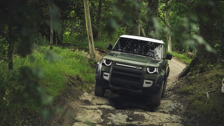 Dong xe Land Rover Defender thay doi ra sao sau hon 70 nam anh 20
