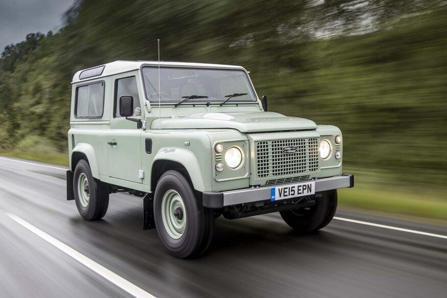 Dong xe Land Rover Defender thay doi ra sao sau hon 70 nam anh 13