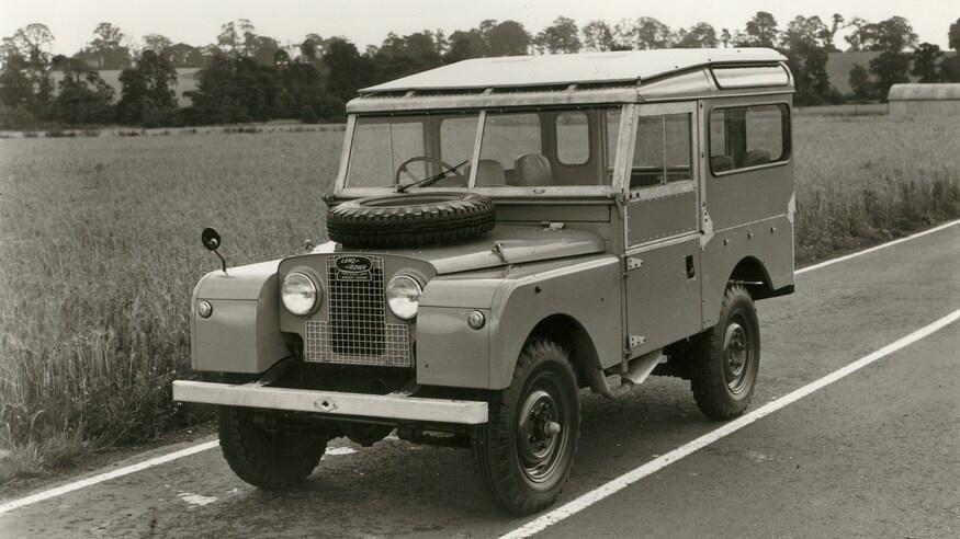 Dong xe Land Rover Defender thay doi ra sao sau hon 70 nam anh 3
