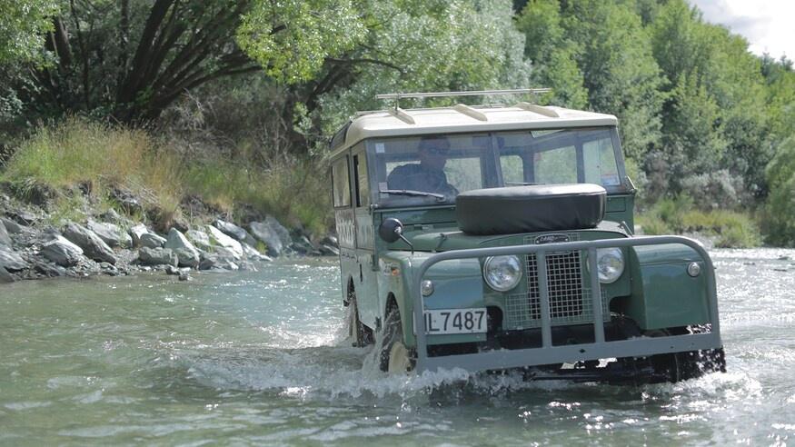 Dong xe Land Rover Defender thay doi ra sao sau hon 70 nam anh 5