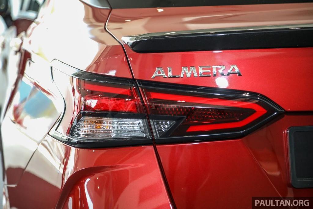 Nissan Sunny 2020 duoc ra mat tai Malaysia anh 11