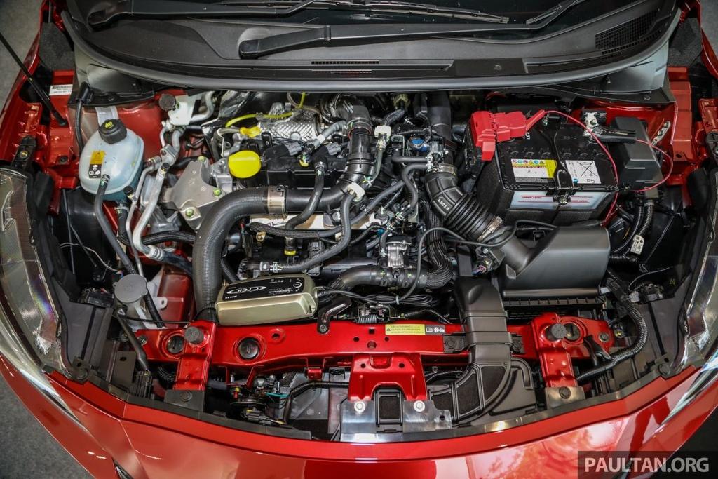 Nissan Sunny 2020 duoc ra mat tai Malaysia anh 22
