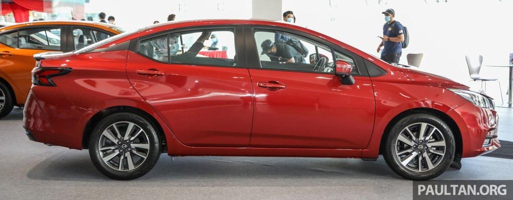 Nissan Sunny 2020 duoc ra mat tai Malaysia anh 4