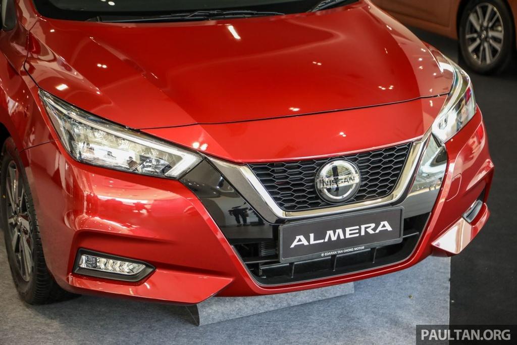Nissan Sunny 2020 duoc ra mat tai Malaysia anh 7