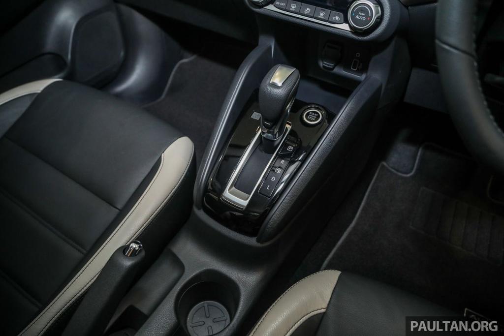 Nissan Sunny 2020 duoc ra mat tai Malaysia anh 17