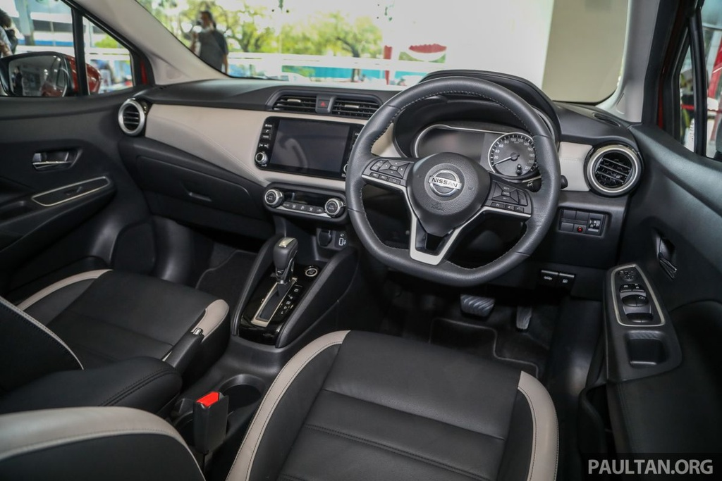 Nissan Sunny 2020 duoc ra mat tai Malaysia anh 18