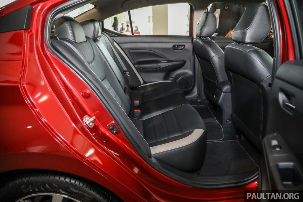 Nissan Sunny 2020 duoc ra mat tai Malaysia anh 24