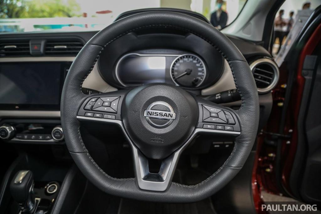 Nissan Sunny 2020 duoc ra mat tai Malaysia anh 15