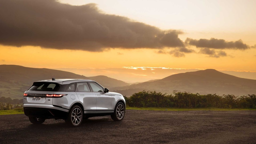Range Rover Velar 2021 duoc ra mat anh 5