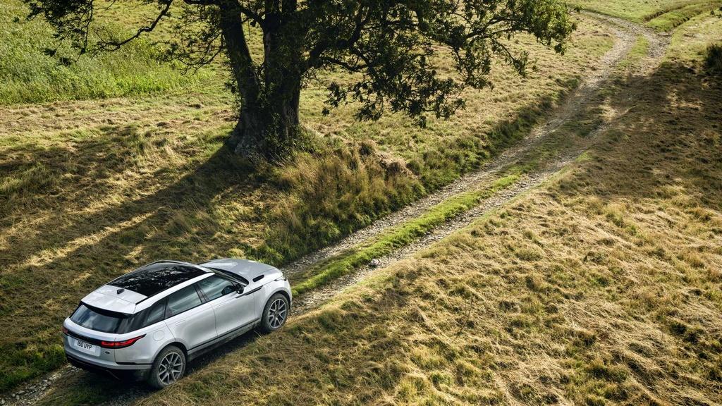 Range Rover Velar 2021 duoc ra mat anh 11
