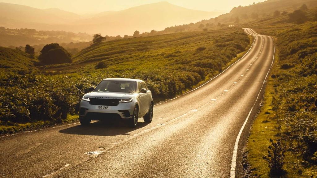 Range Rover Velar 2021 duoc ra mat anh 2