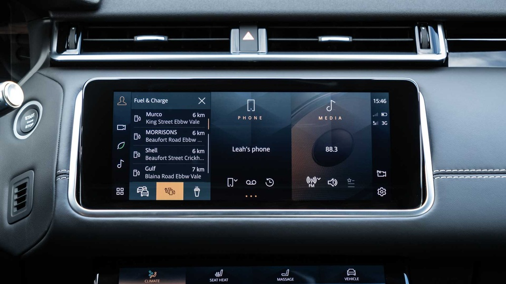 Range Rover Velar 2021 duoc ra mat anh 6