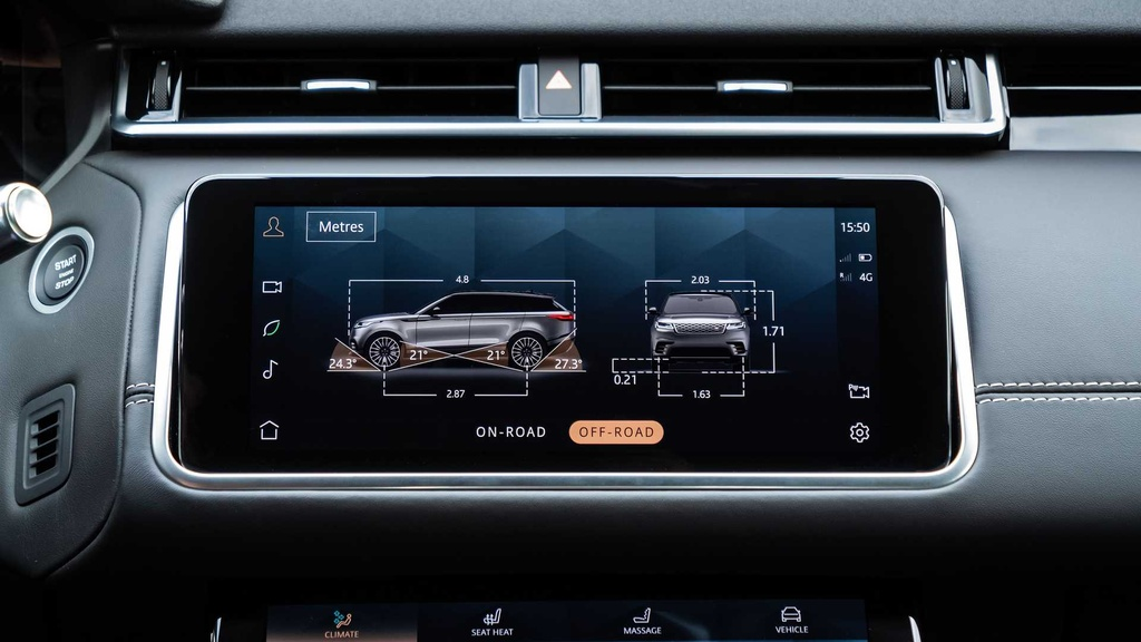 Range Rover Velar 2021 duoc ra mat anh 7