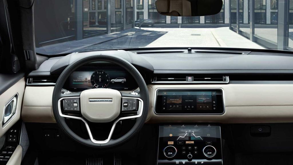 Range Rover Velar 2021 duoc ra mat anh 13