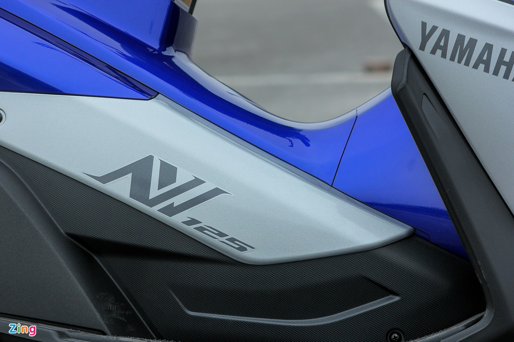 Can canh Yamaha Nouvo GP 2016 voi bo tem moi hinh anh 5