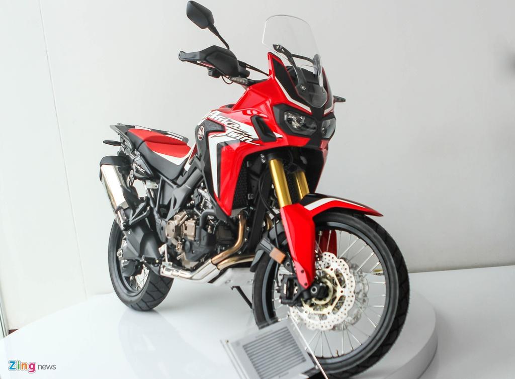 Moto 1.000 phan khoi moi nhat cua Honda ve Viet Nam hinh anh 1