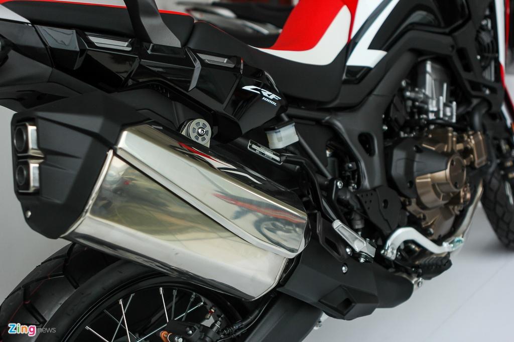 Moto 1.000 phan khoi moi nhat cua Honda ve Viet Nam hinh anh 14