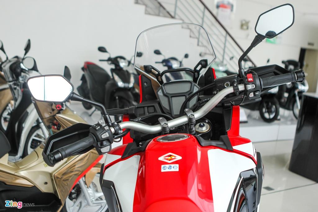 Moto 1.000 phan khoi moi nhat cua Honda ve Viet Nam hinh anh 7