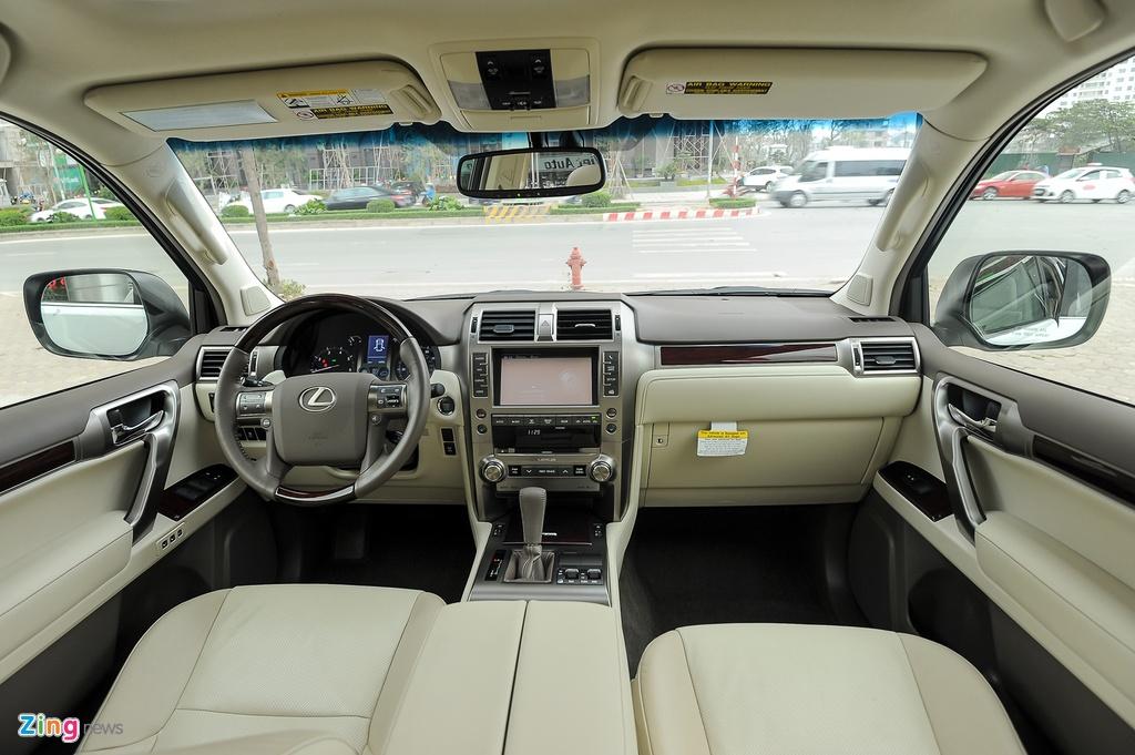Lexus GX 460 2016 anh 6