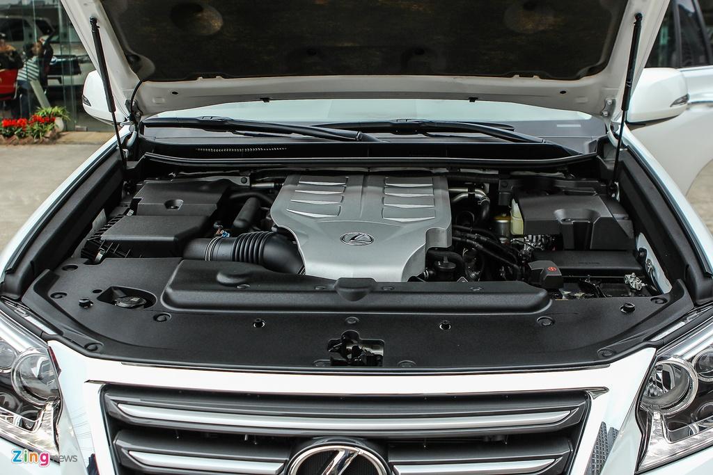 Lexus GX 460 2016 - SUV hang sang gia hon 4 ty tai Ha Noi hinh anh 13