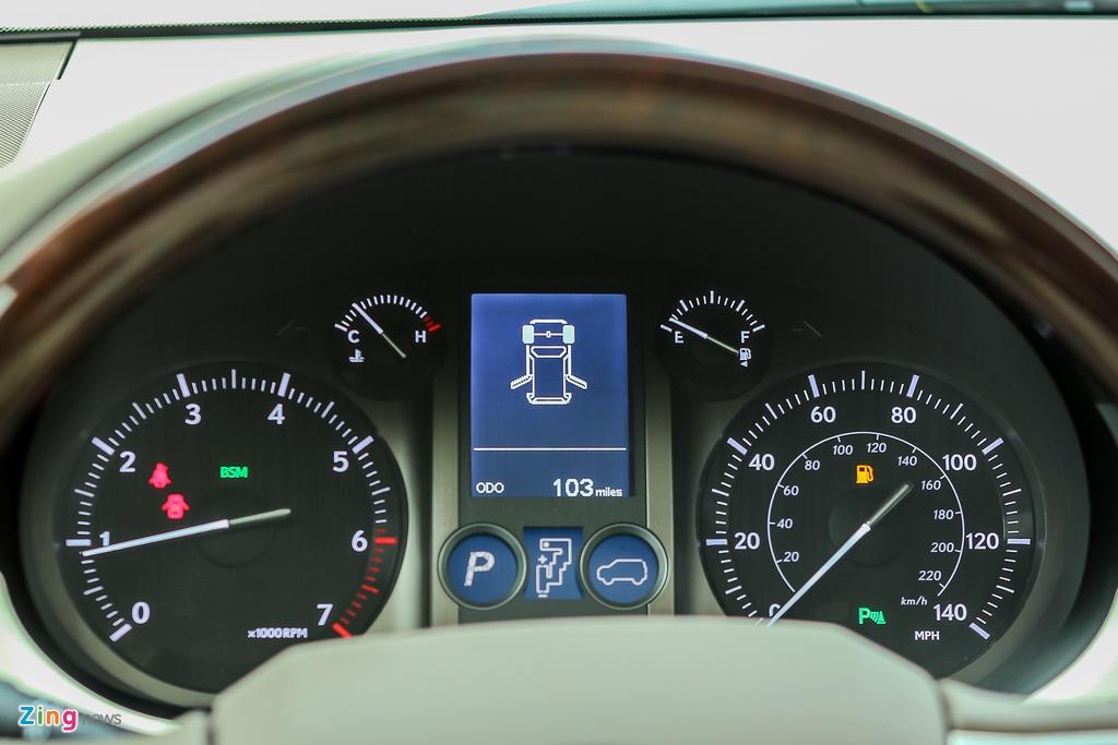 Lexus GX 460 2016 anh 8