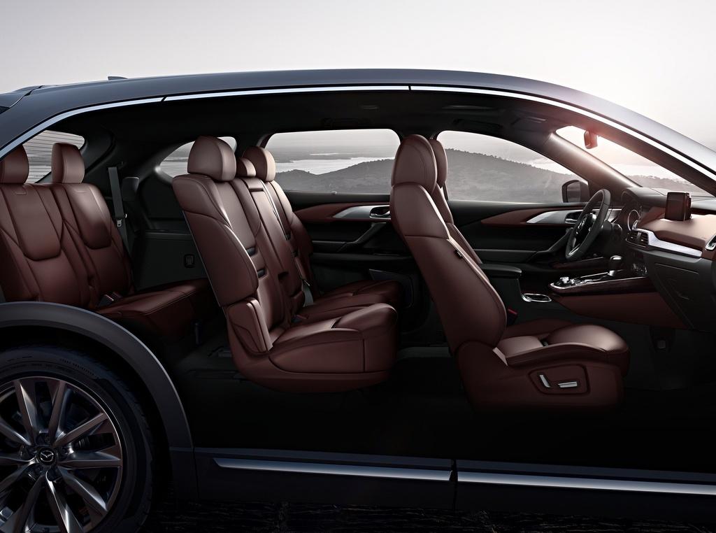 Mazda CX-9 2017 co gia hon 31.000 USD hinh anh 6
