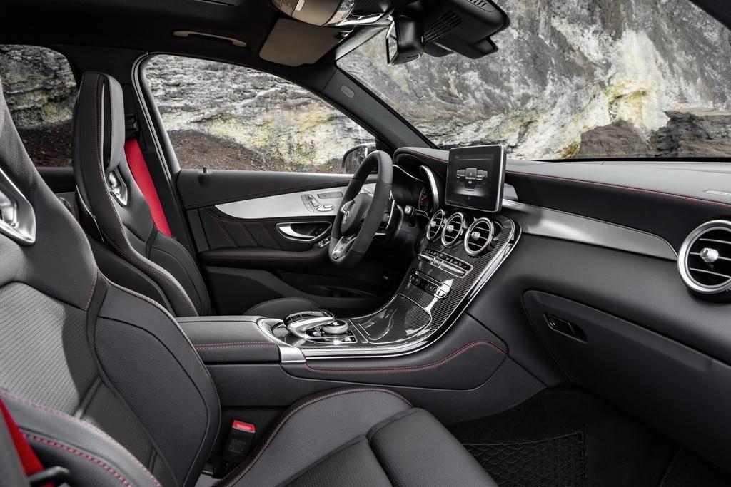 Mercedes-AMG GLC 43 4MATIC moi co cong suat 362 ma luc hinh anh 6
