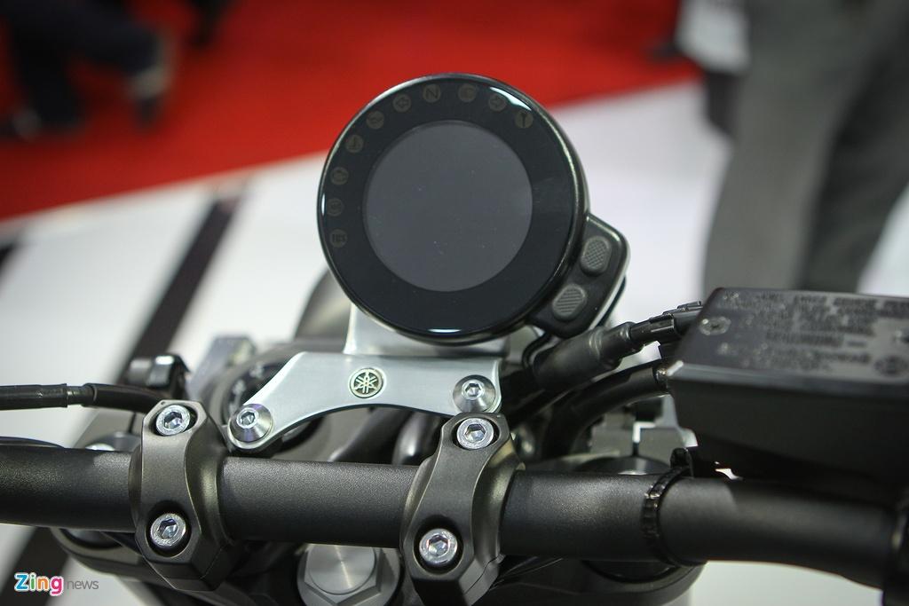 Moto 850 phan khoi Yamaha XSR900 tai Viet Nam hinh anh 3