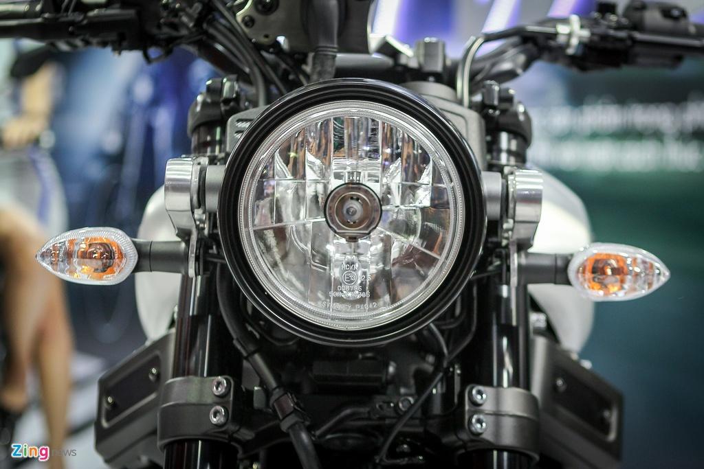 Moto 850 phan khoi Yamaha XSR900 tai Viet Nam hinh anh 2