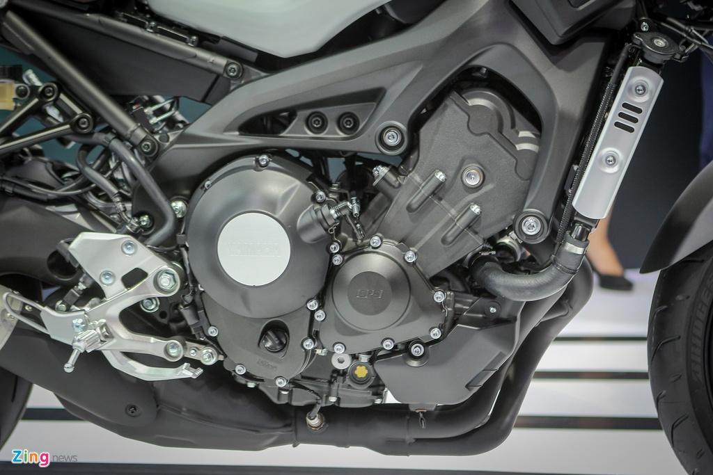 Moto 850 phan khoi Yamaha XSR900 tai Viet Nam hinh anh 12