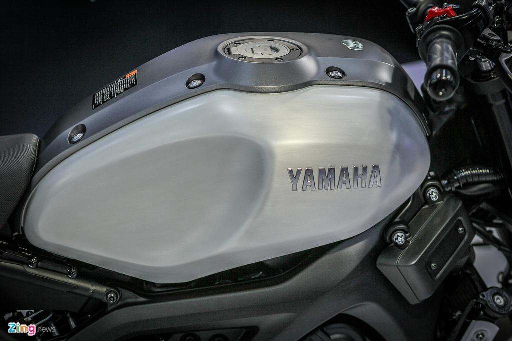 Moto 850 phan khoi Yamaha XSR900 tai Viet Nam hinh anh 7